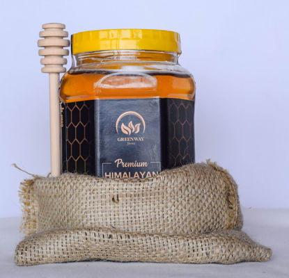 Picture of Himalayan Herbal Honey - 1 kg
